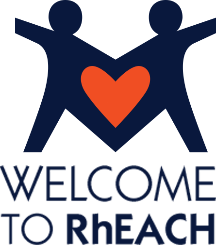 Welcome to RhEACH logo